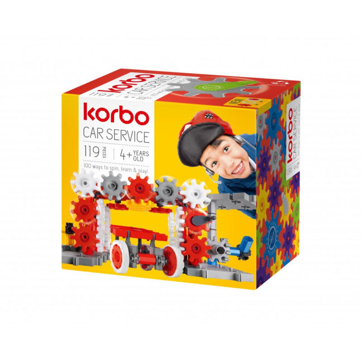 R1401-Korbo Car Service