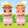 M51472-Strawberry Long Dress