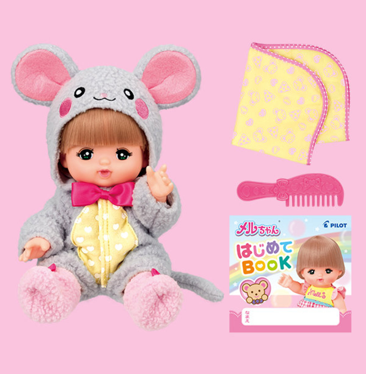 M51494- Mouse Mell Chan
