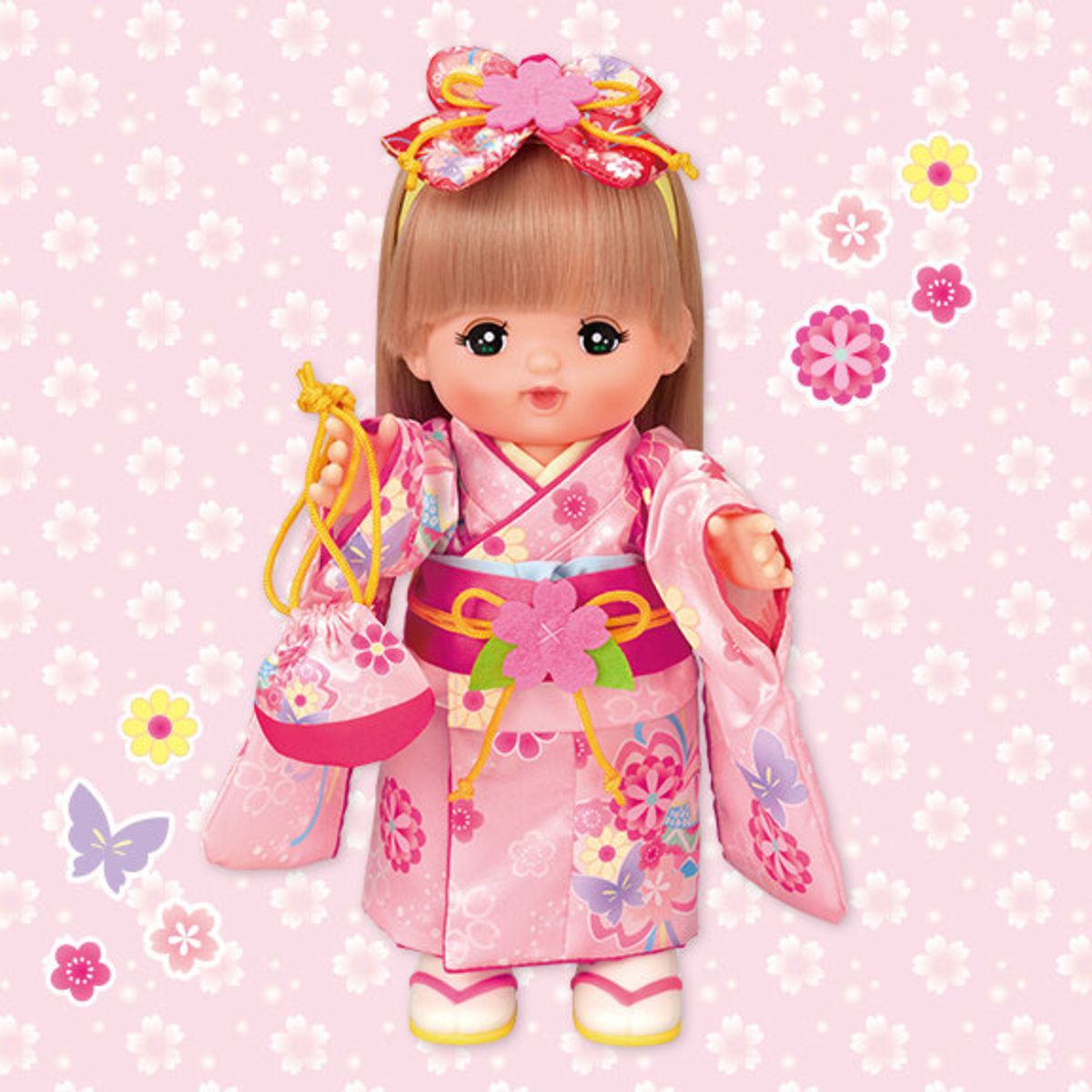 M51507-中髮咪露和服套裝