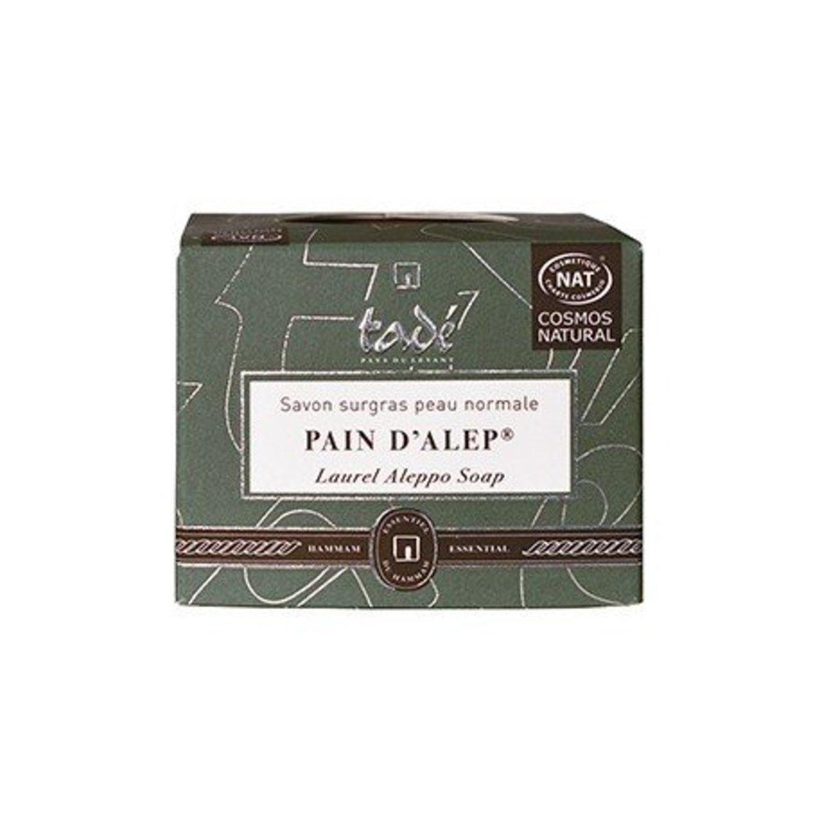 Olive & Laurel Aleppo Soap - COSMOS NAT (2 pcs, 190g x 2)