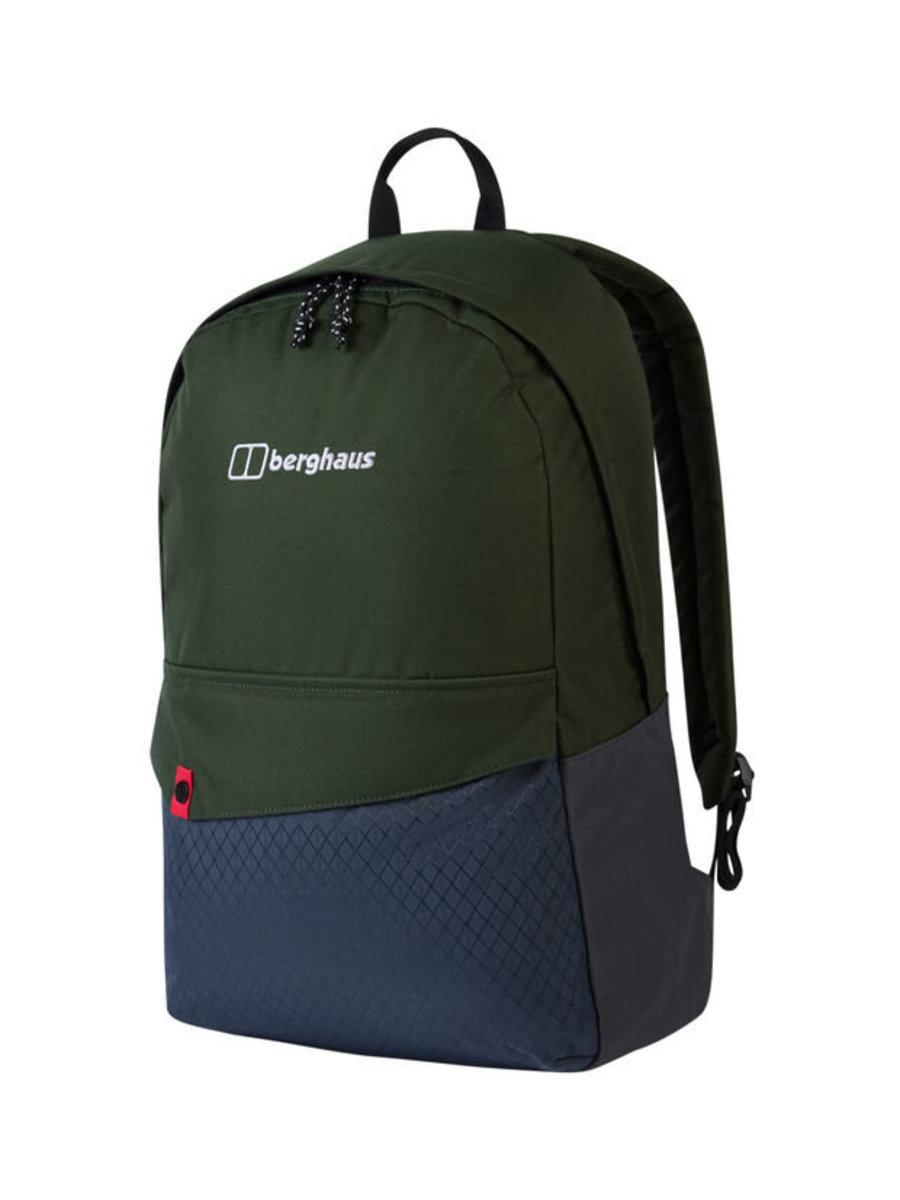 Berghaus 25 Brand Bag Au Dkgrn/Dkgry