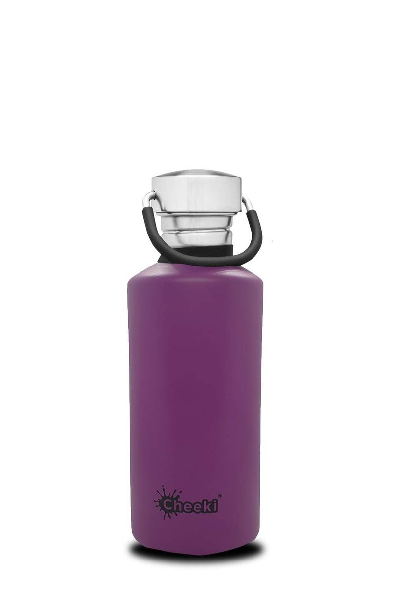 澳洲不鏽鋼水樽 500ml Stainless Steel Classic Bottle Purple