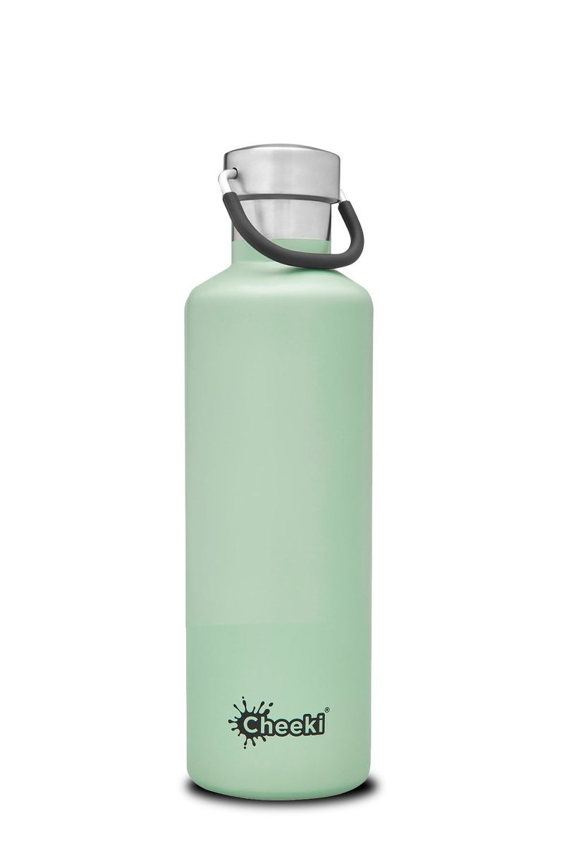 600ml Insulated Classic Bottle Pistachio