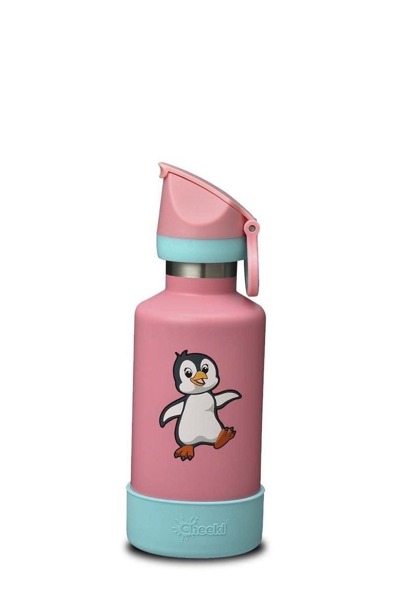 400ml Insulated Kids Bottle Penguin