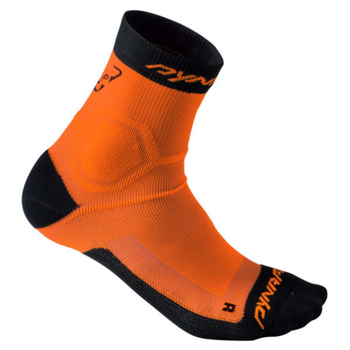德國品牌襪 Alpine Short Sk Fluo Orange 39-42