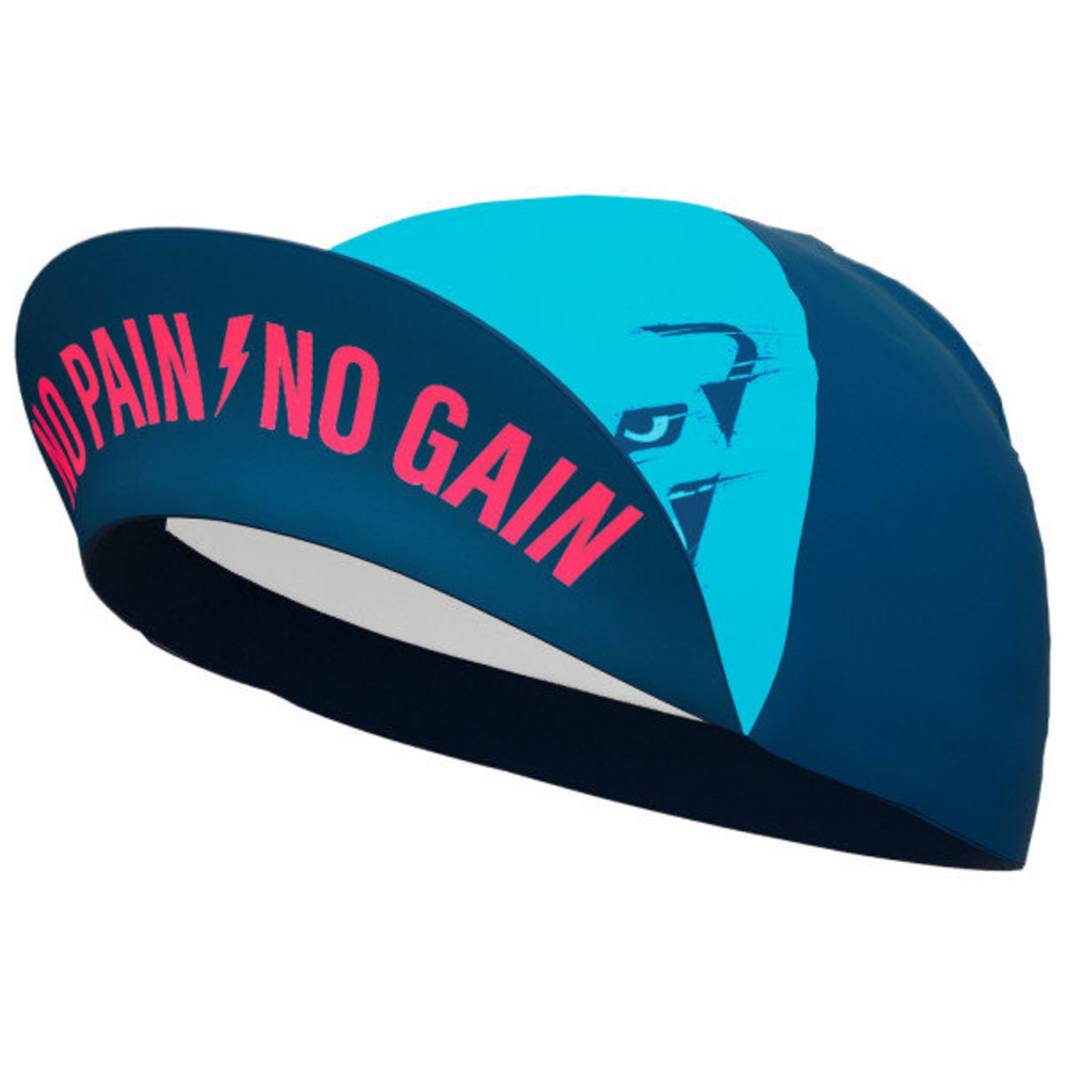 Performance Visor Cap Silvretta/8960 Faded Uni58