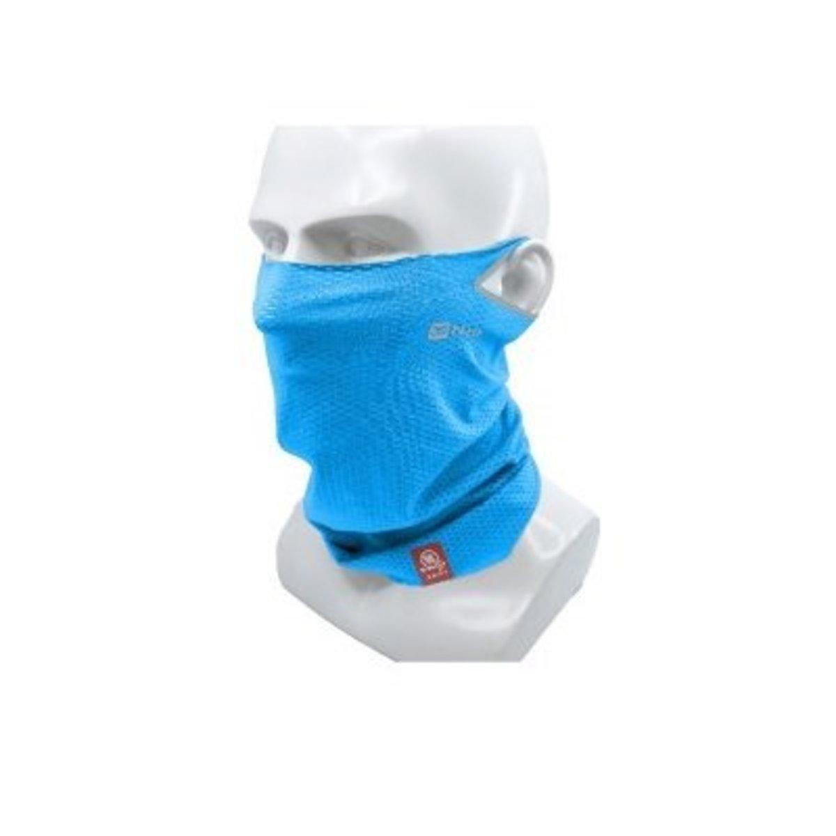 韓國冰感頭巾 Tube 9 Cool EL Blue