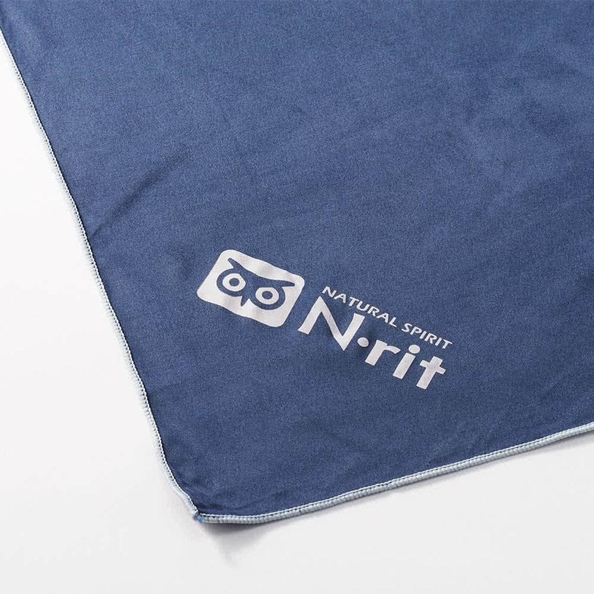 韓國製超輕防菌吸水快乾毛巾 - Super Light Towel L navy