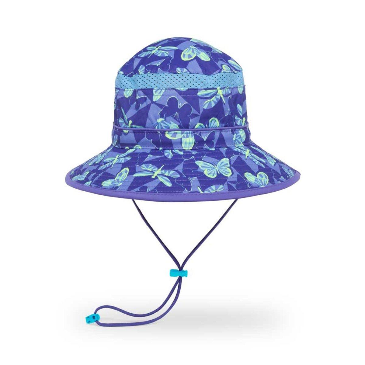 Kids Fun Bucket Hat Butterfly Dream M