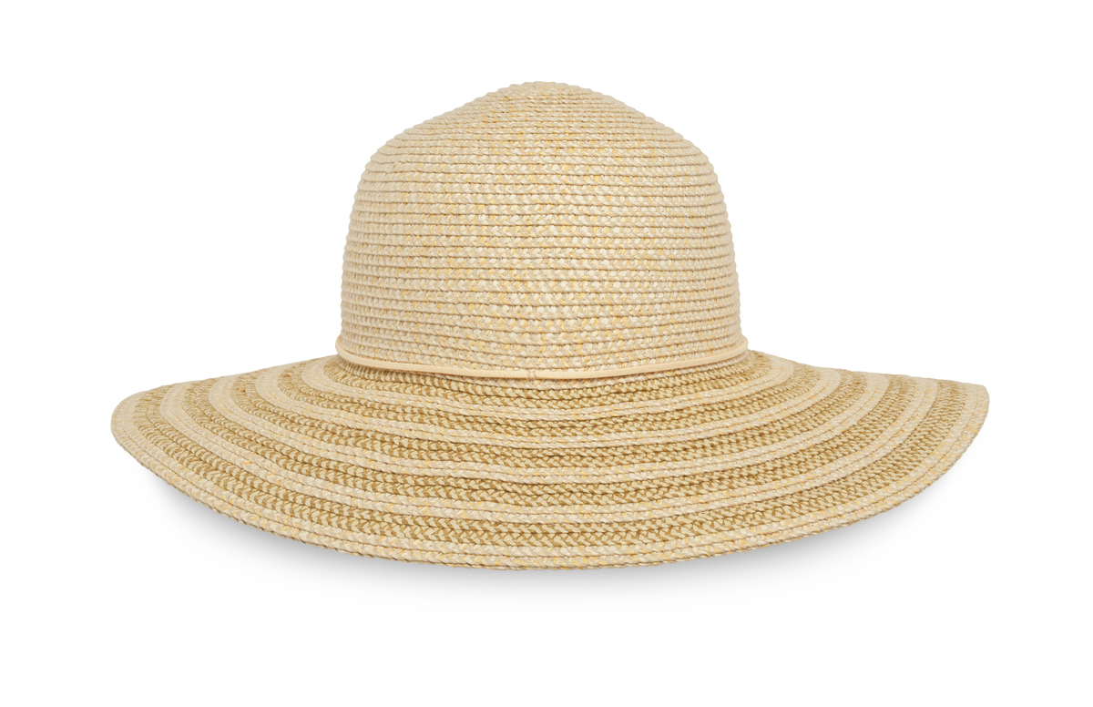 Sun Haven Hat Natural/Wheat Blend