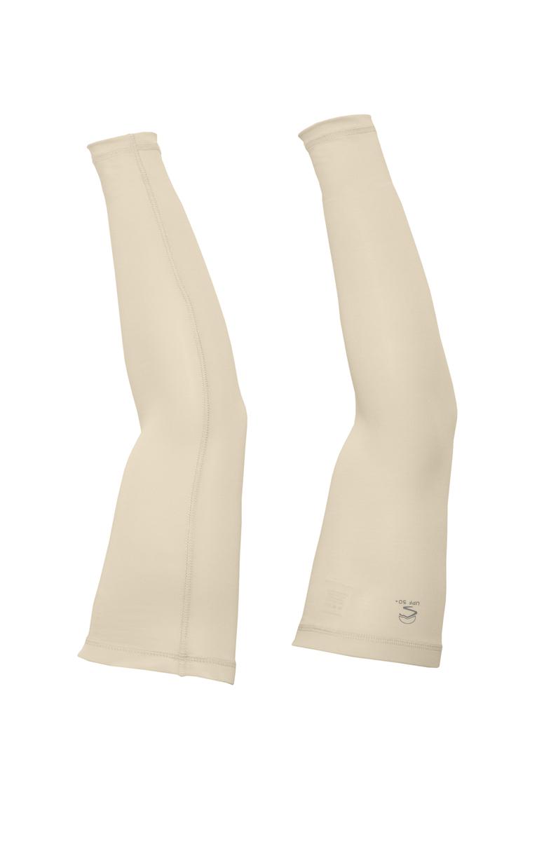 UPF50+防曬手袖 UV Shield Cool Sleeves Cream L/XL
