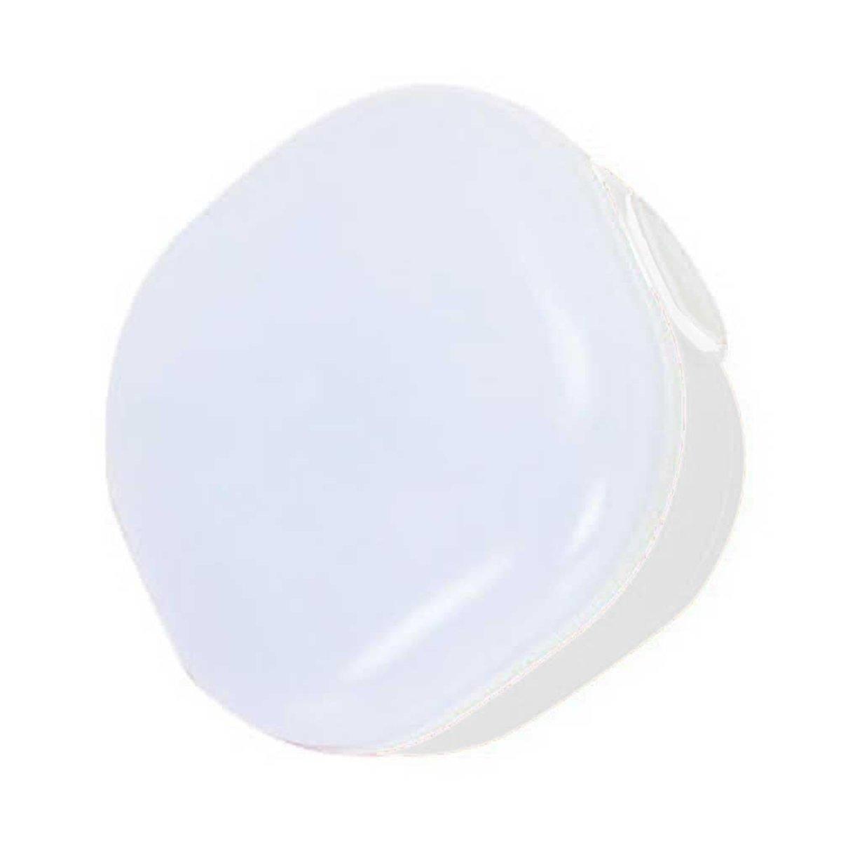 Pebble Lantern White