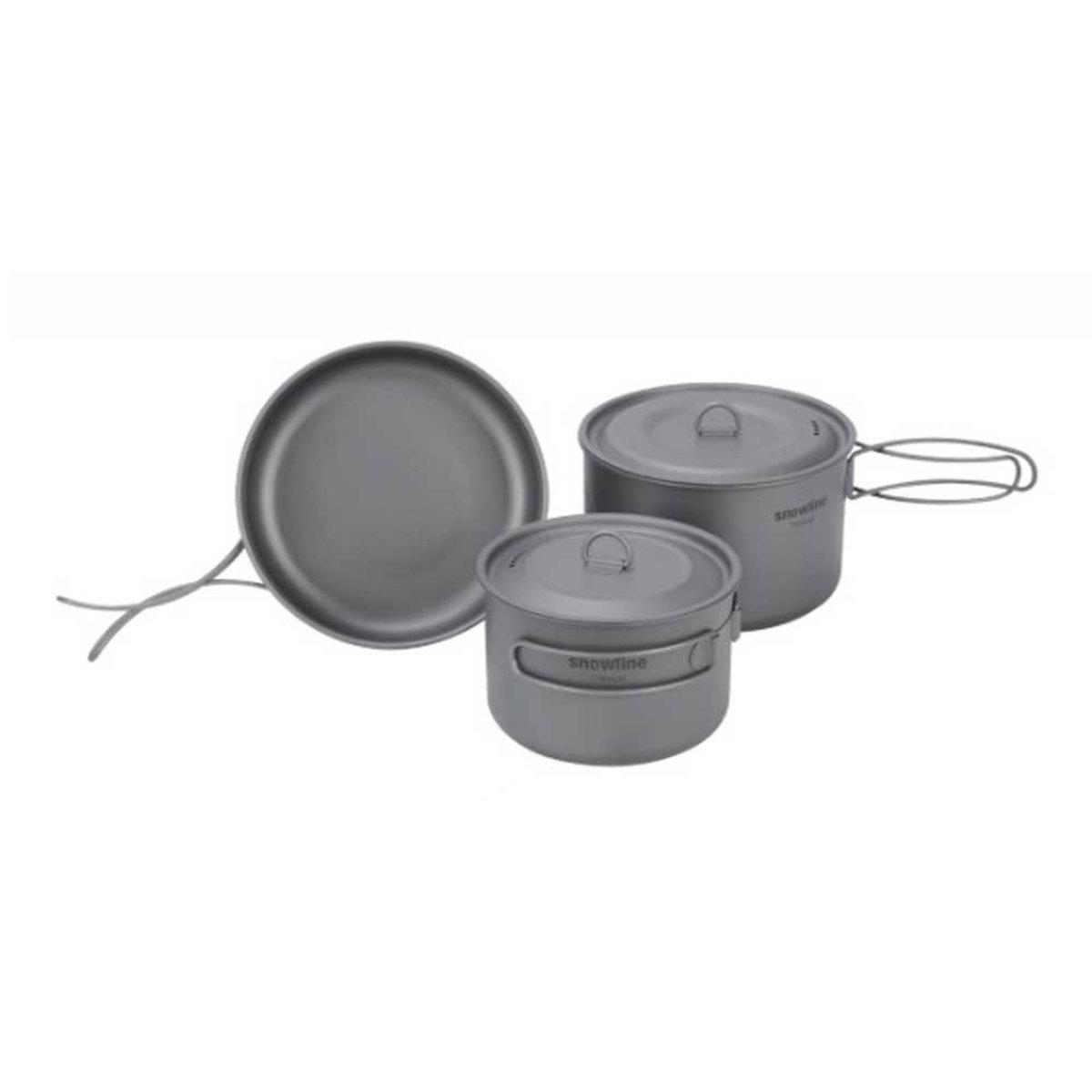 Titanium Cookware Set Titanium