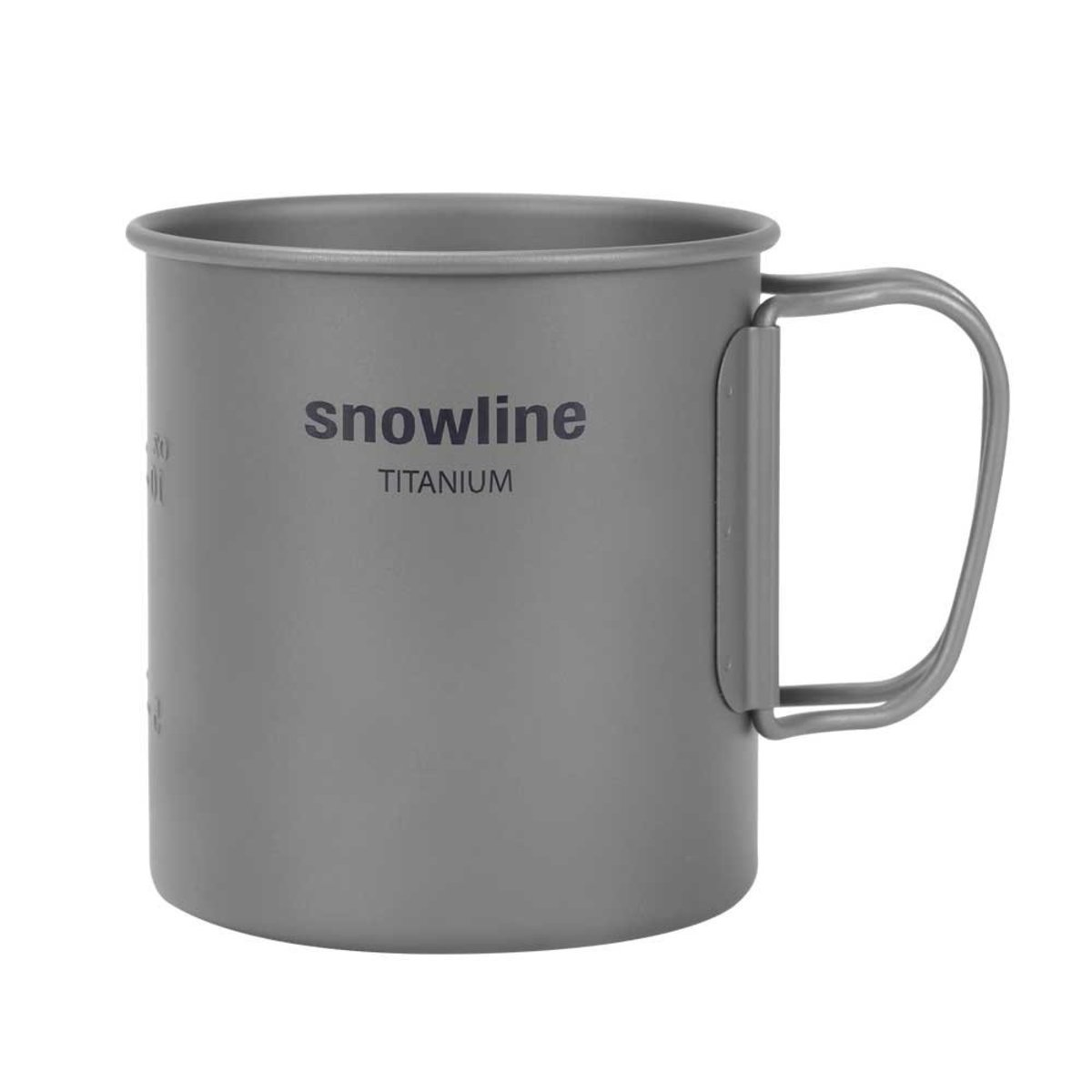 韓國鈦餐具 Titanium Mug 450ML Titanium
