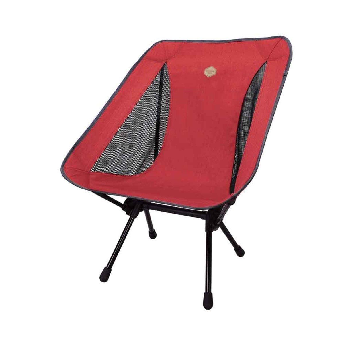 韓國露營椅 Lasse Chair Plus Red