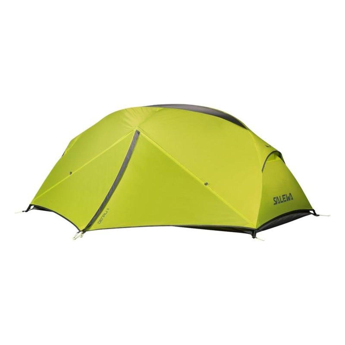德國戶外品牌帳幕 Denali II Tent Cactus/Grey UNI
