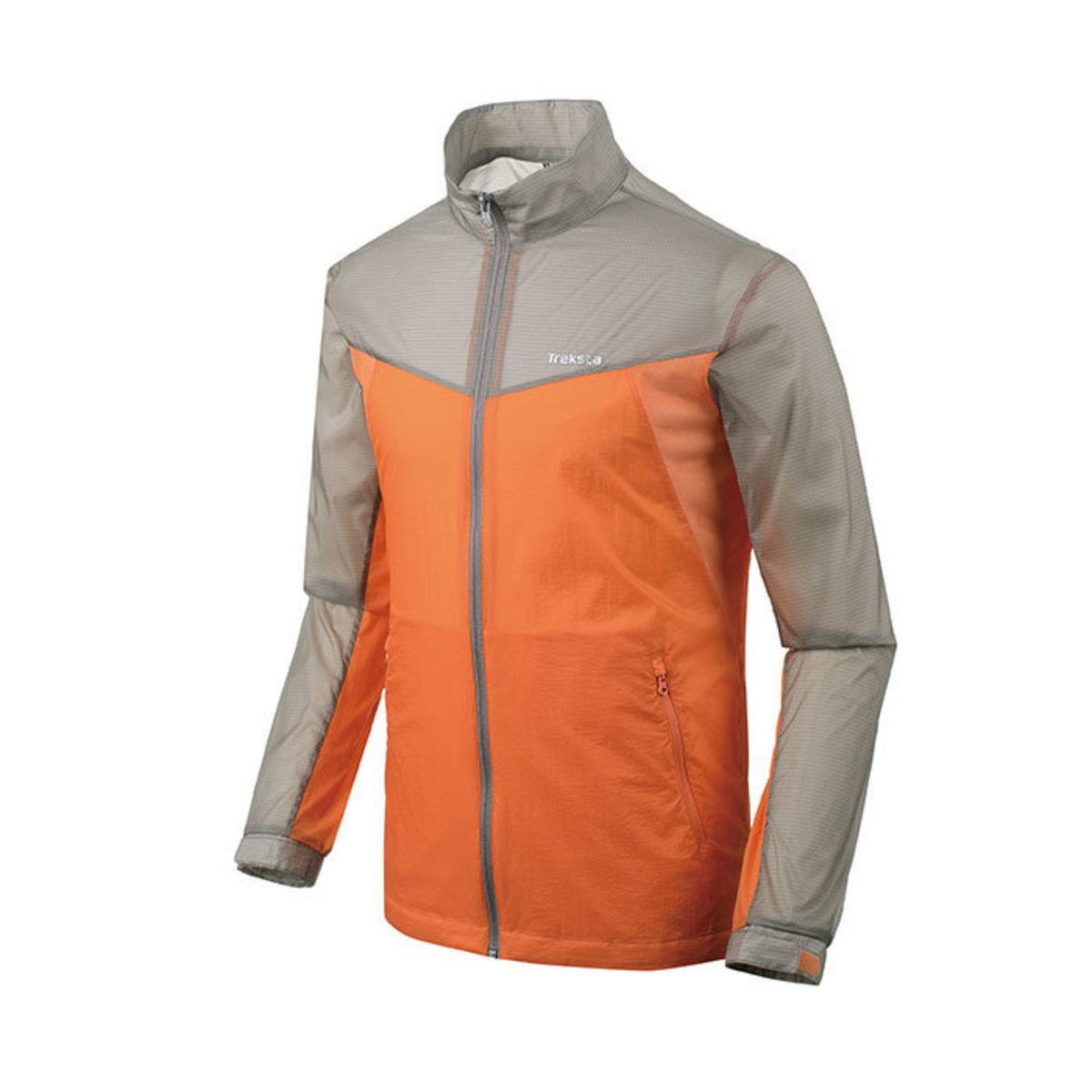 韓國防風外套 Wind Jacket M Orange 95