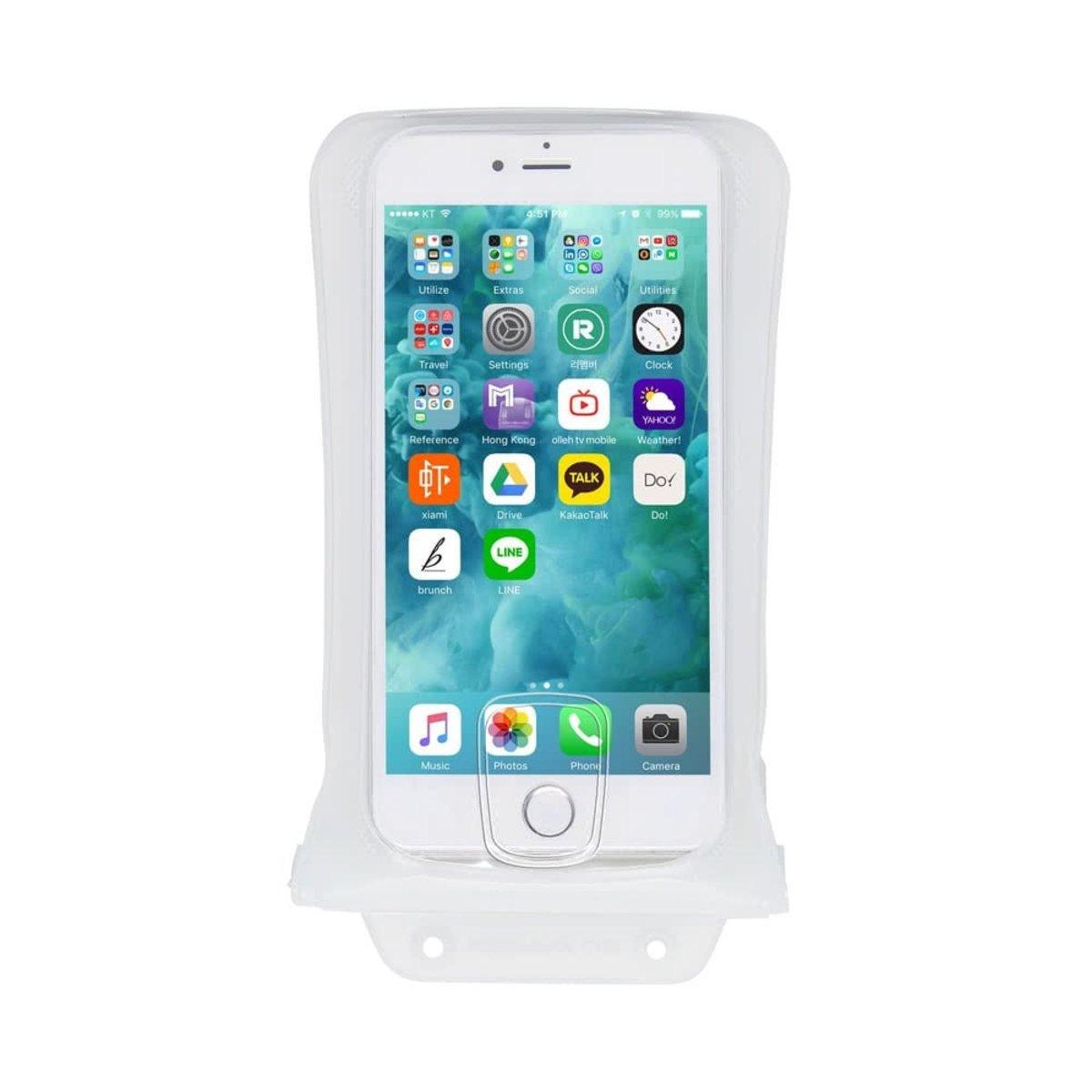 """韓國製十米深防水電話套 WP-C2i(6.3"""") White"""