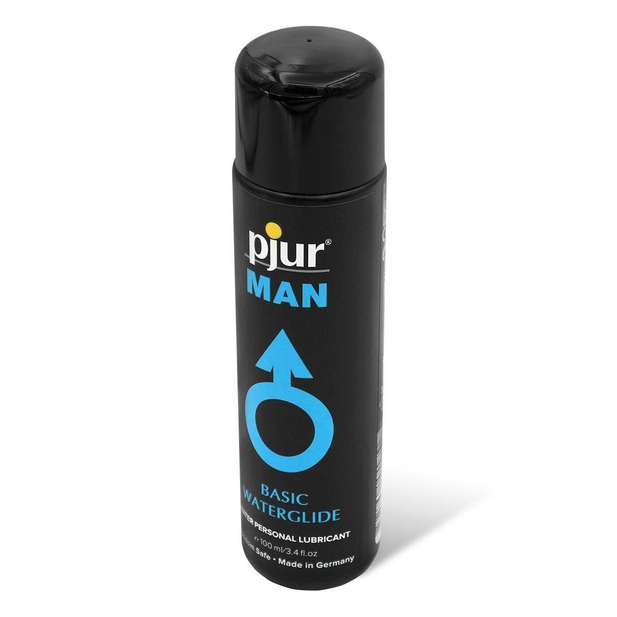 pjur MAN BASIC 100ml 水性潤滑液