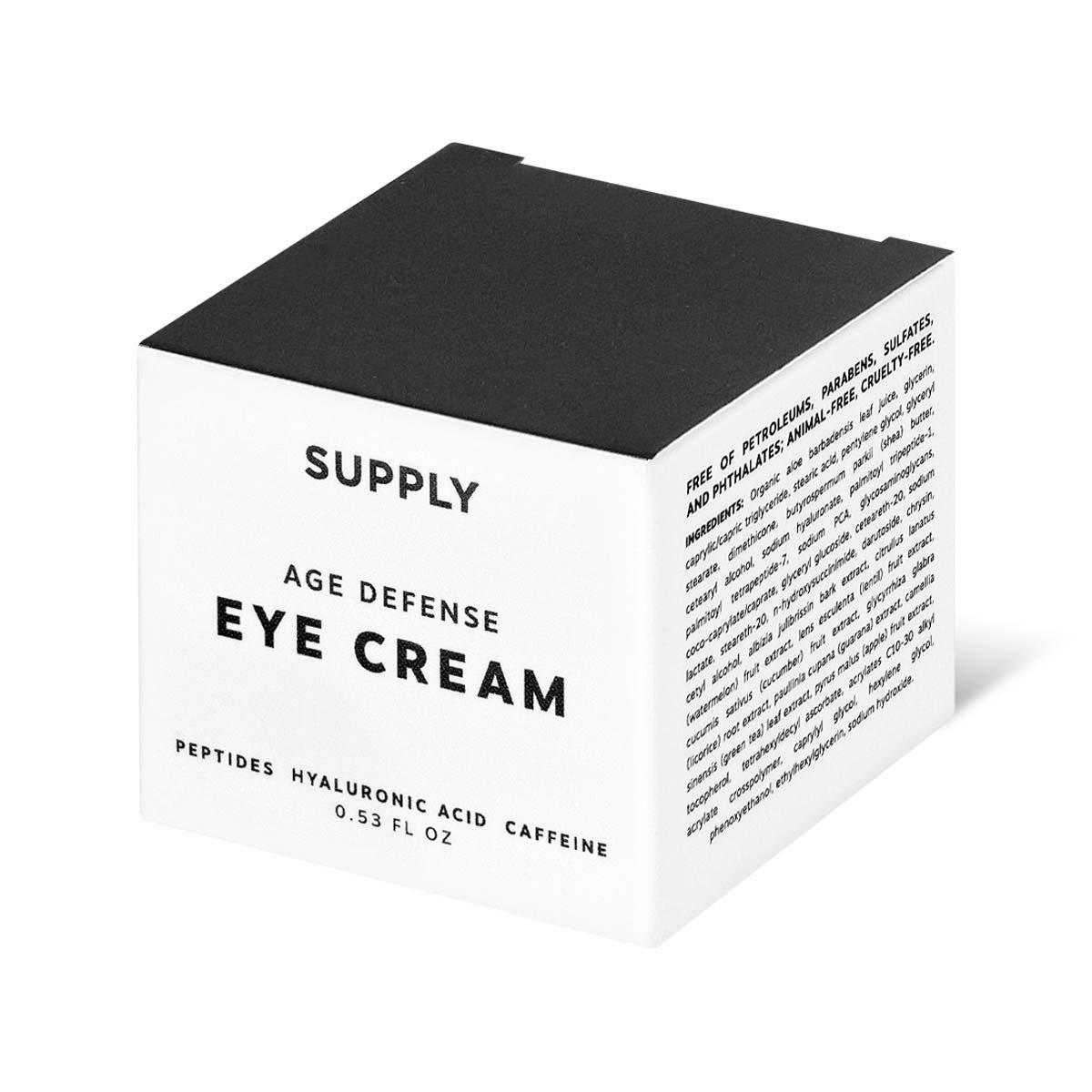 SUPPLY Age Defense Eye Cream 0.53 fl oz