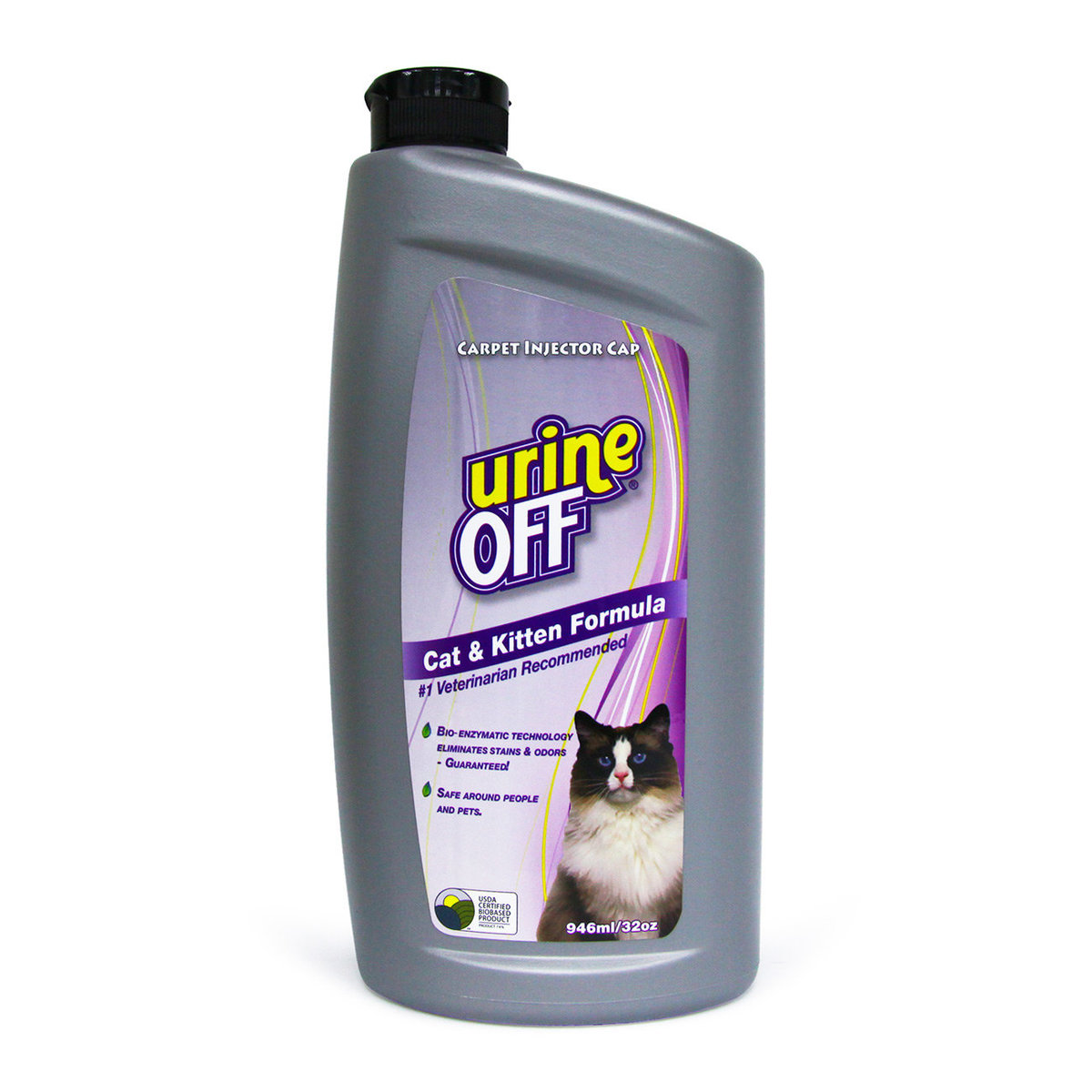 Urine OFF Injector Cap (Cat) 946.4ml