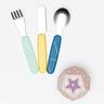 Babymoov Stainless Steel Cutlery Set - Azur