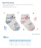 Skid-Proof Socks -Blue (size: M)