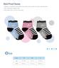 亮采兒童襪 - 藍色 (size: S)