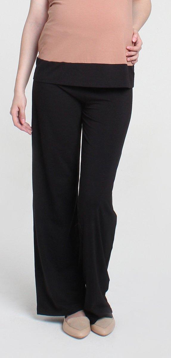 Spring - Giselle Bamboo Pants (Black)