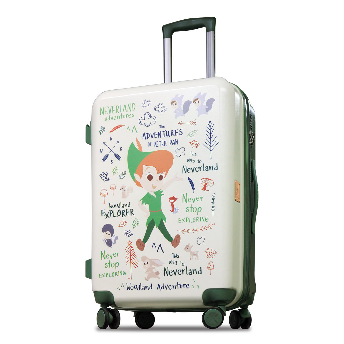 "Peter Pan 20"" Luggage"