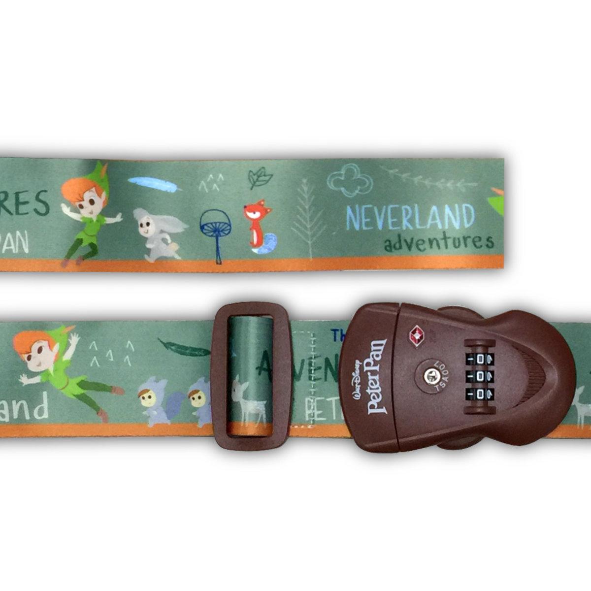 Peter Pan Luggage Strap