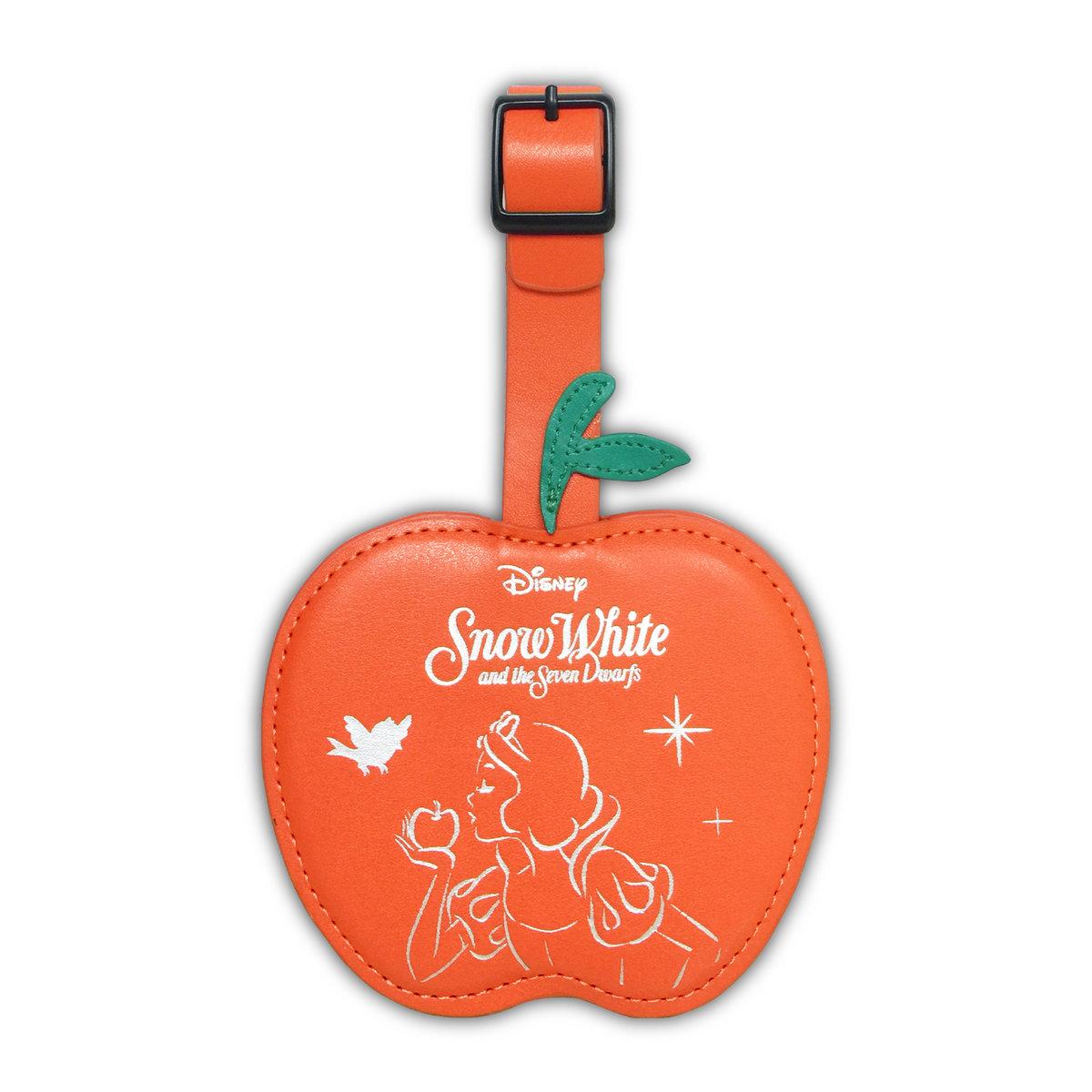 【白雪公主】人造皮行李牌|迪士尼許可產品