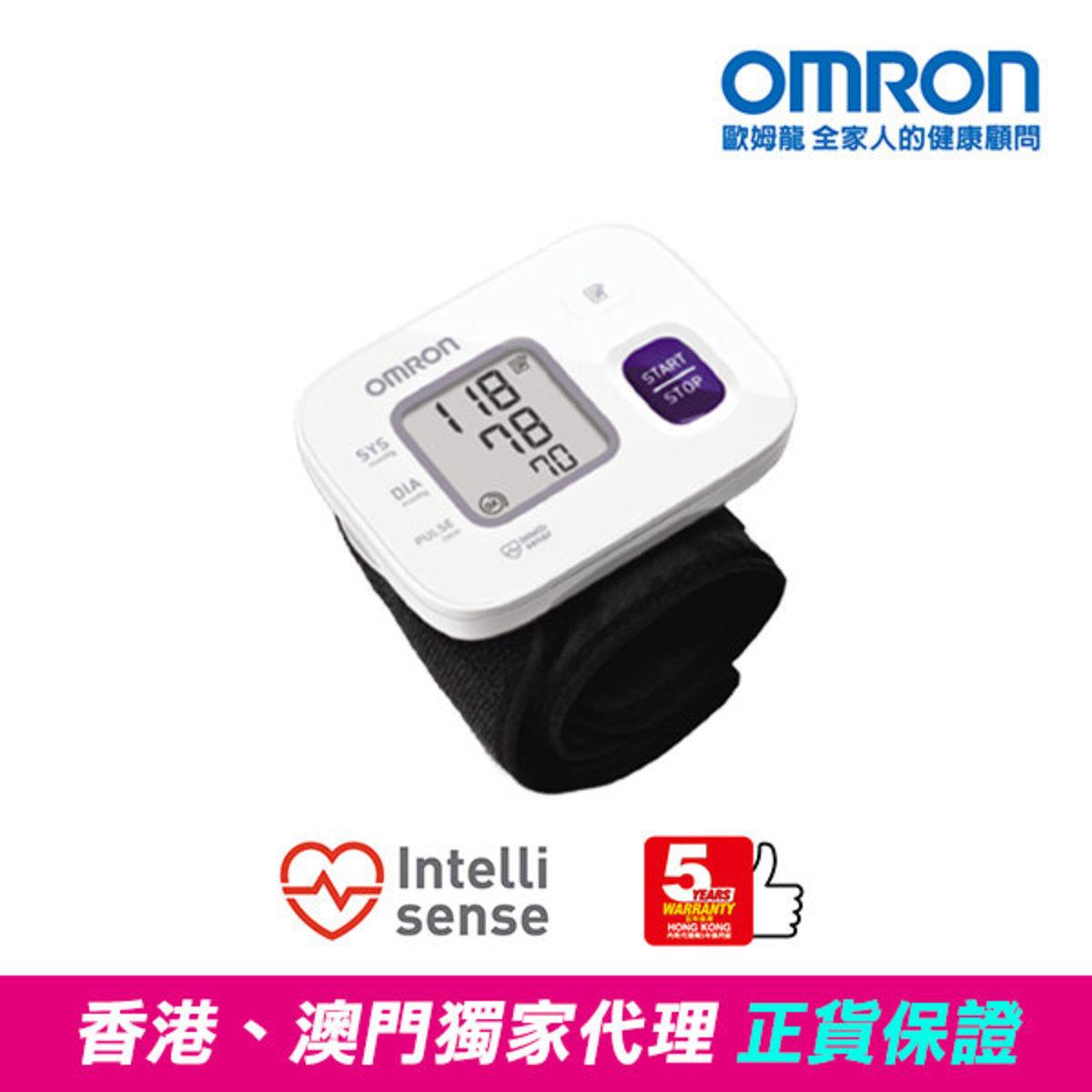 OMRON - HEM-6161 Wrist Blood Pressure Monitor