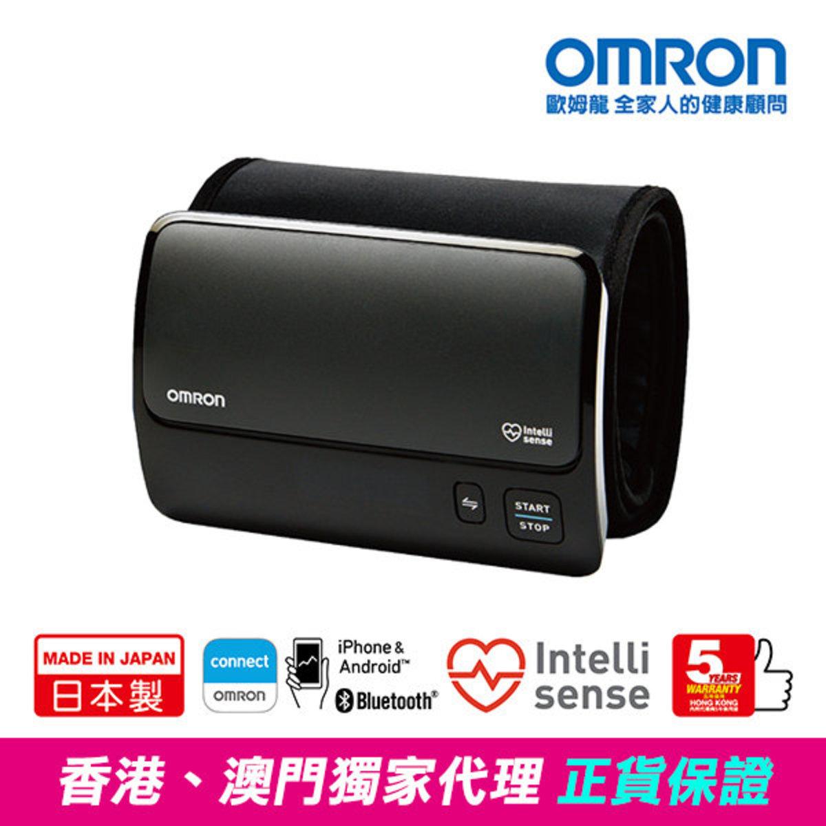 OMRON - HEM-7600T Arm Type Blood Pressure Monitor
