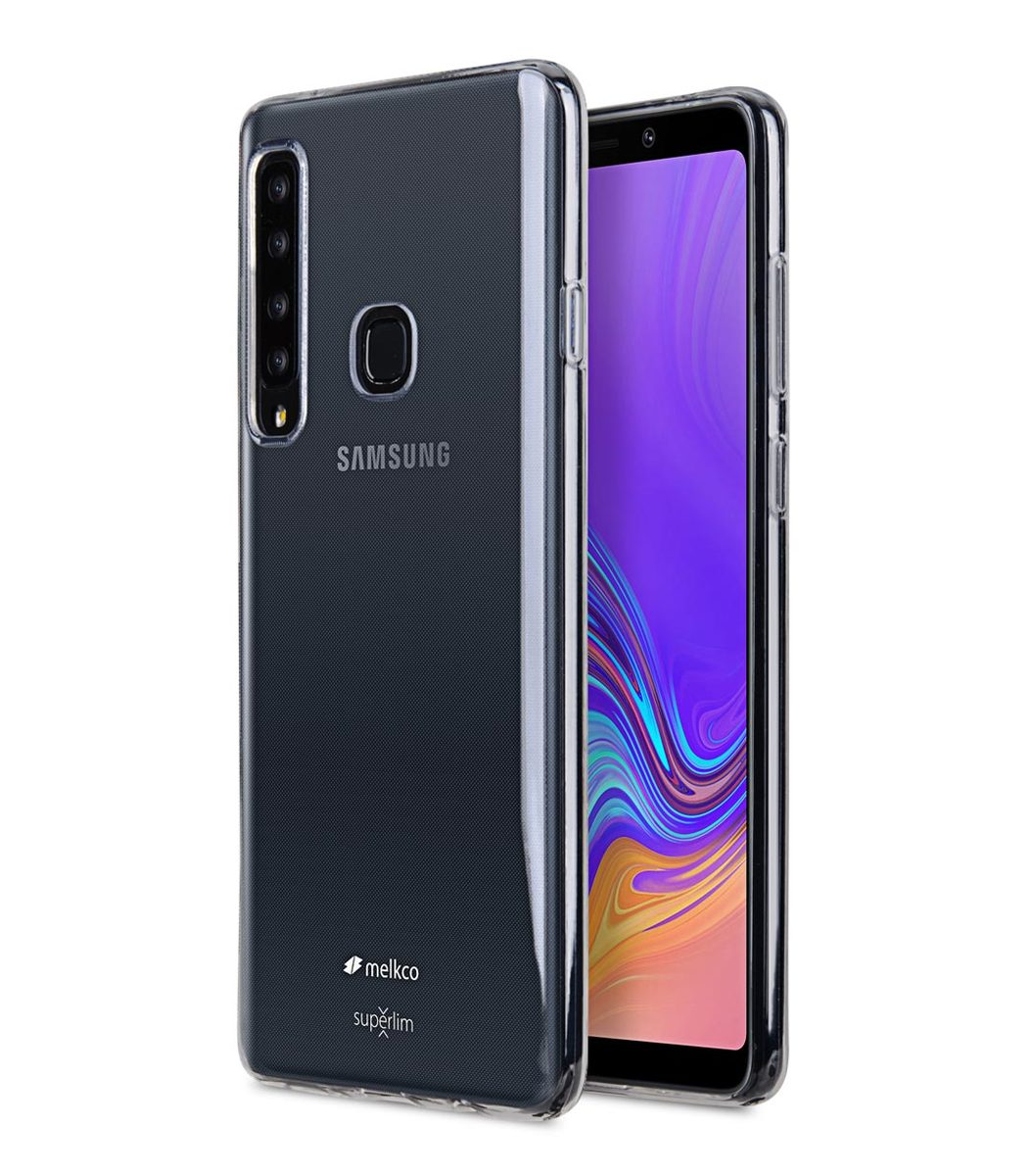 Samsung Galaxy A9 (2018) UltraThin Series Air Superlim TPU Case (Transparent)