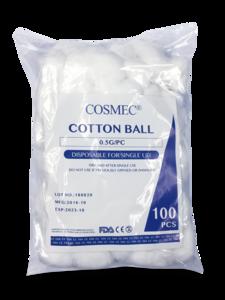 消毒白色棉花球100個