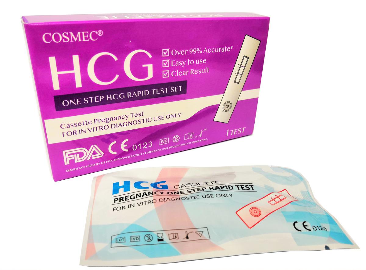 COSMEC® - HCG Pregnancy Test