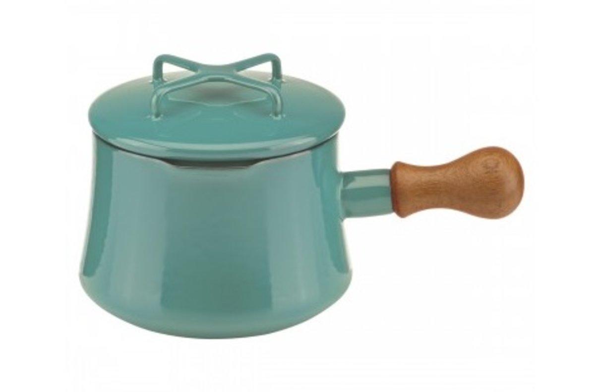 Teal 1L Saucepan (Display)