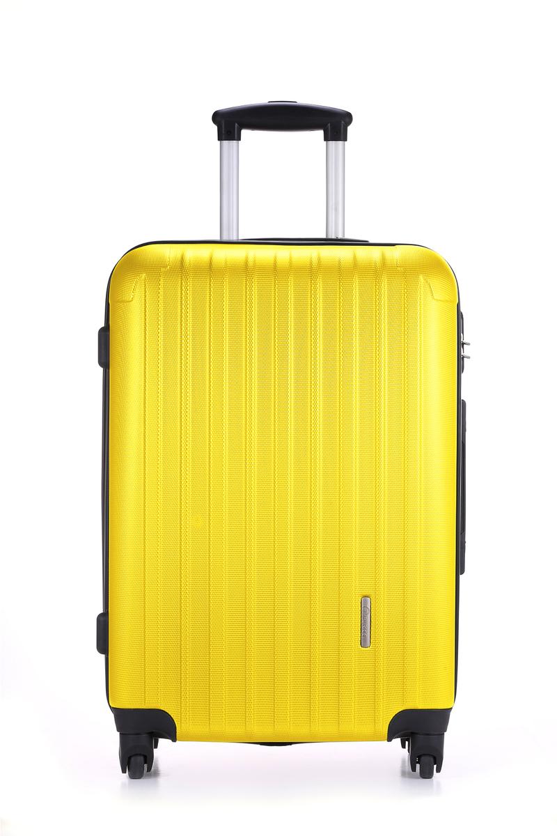 """Winsor Collection 24"""" Suitcase Matte Lemon"""