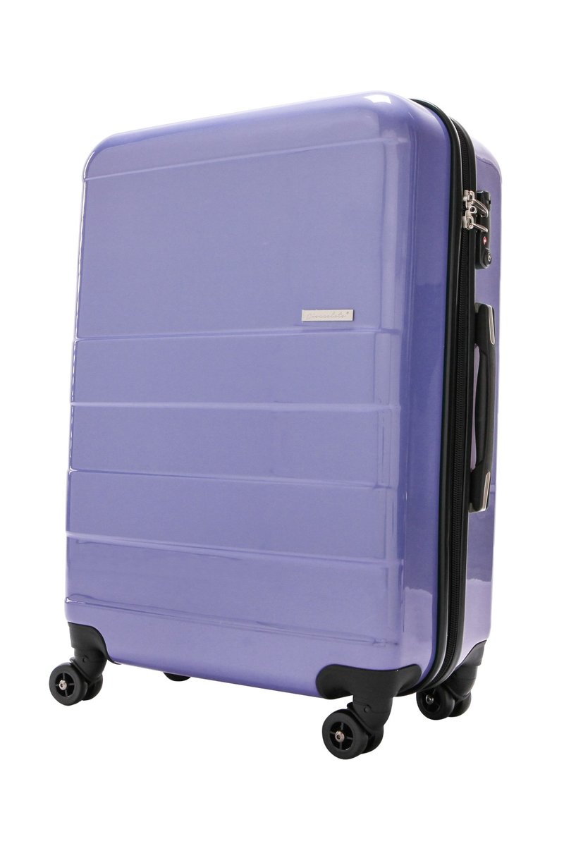 "Capsule Series 20"" Suitcase Glossy Lavender"
