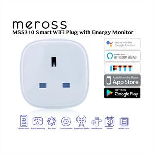 Meross   [Special Set] Smart WiFi Plug with Energy monitor x