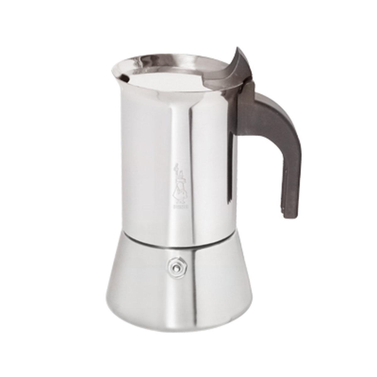 4杯裝不銹鋼咖啡壺