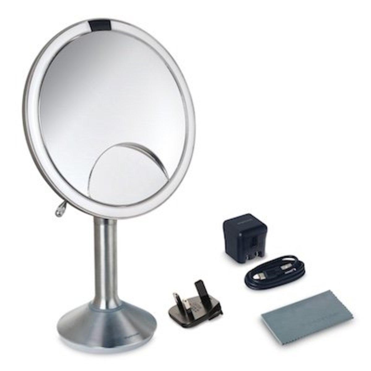 8吋三合一自動感應座檯鏡【香港行貨】