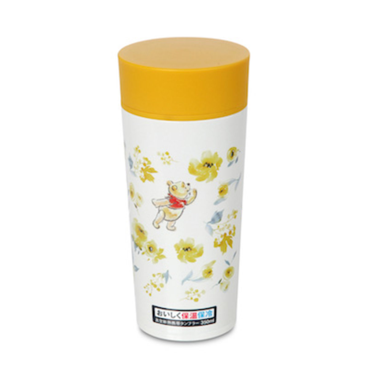 WINNIE THE POOH 350ML VACUUM TUMBLER-TS350-PHY [Licensed by Disney]