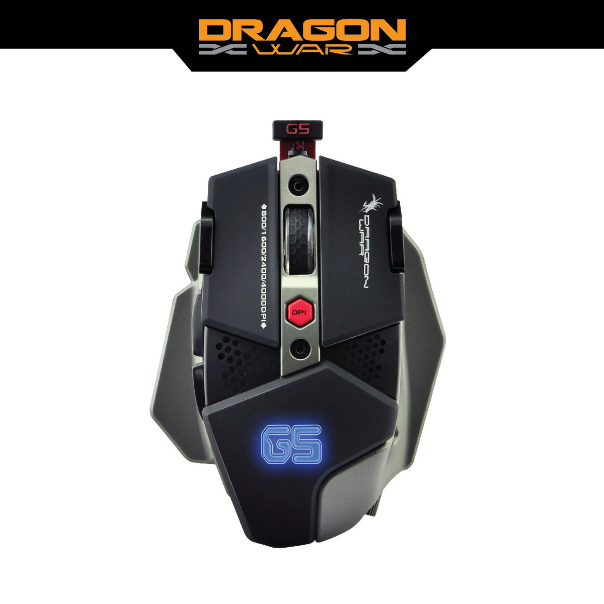 G5 LOL LED Macro Function Gaming Mouse