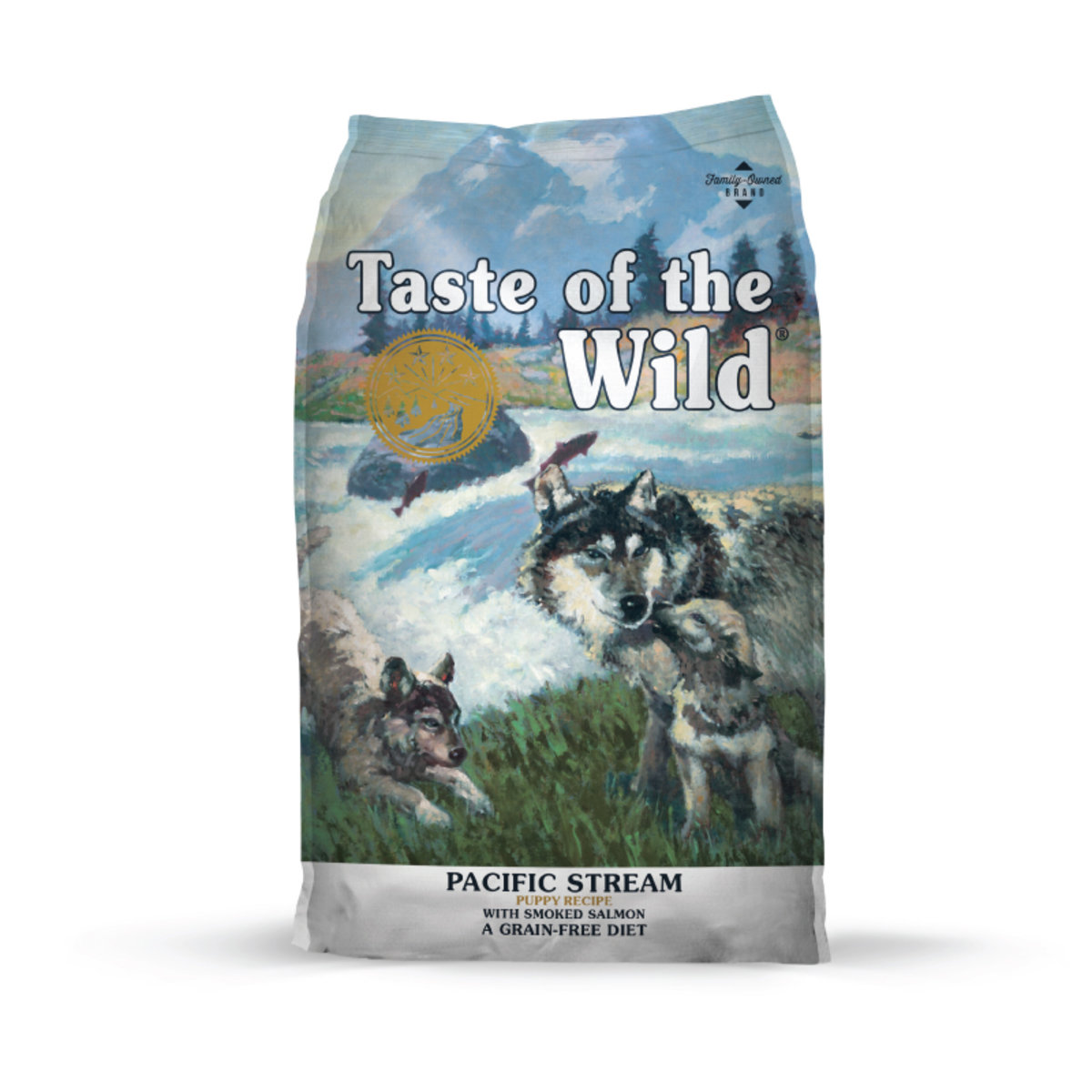 USA Pacific Stream Puppy® Recipe with Smoked Salmon 5 lbs