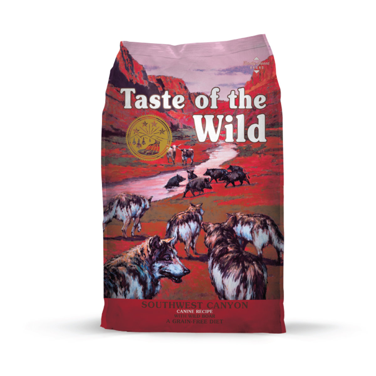 USA Southwest Canyon® Canine Recipe with Wild Boar 5 lbs