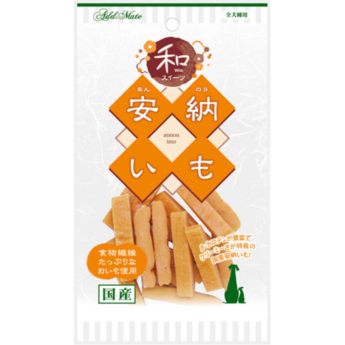 狗小食日本甘薯條 (安納紅) #C17 (A12747) (最佳食用日期:30/07/2019)