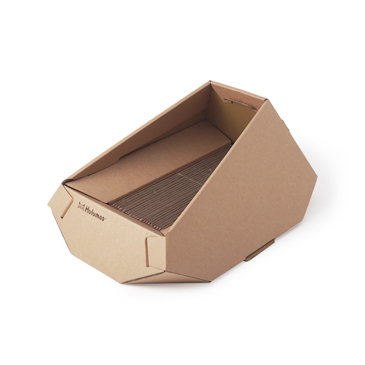 Cat Playing paper box--Lounge Chair (510014)